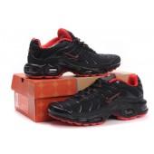 Soldes nike tn rouge et noir en vente 5306